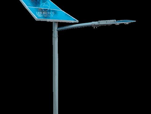 KIT SOLAR AP-120COB-OVAL-LITIO
