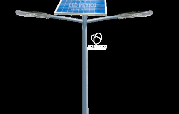 KIT SOLAR AP-40COB-DOBLE-OVAL-LITIO